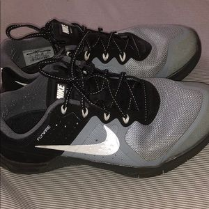 Nike Metcon 3 Black and Gray